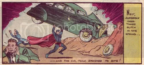 Action Comics #1!
