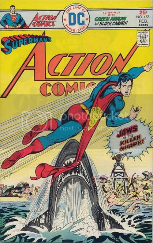 Action Comics #456