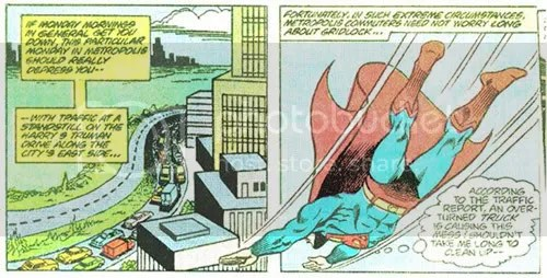 That's some action from Action Comics #561
