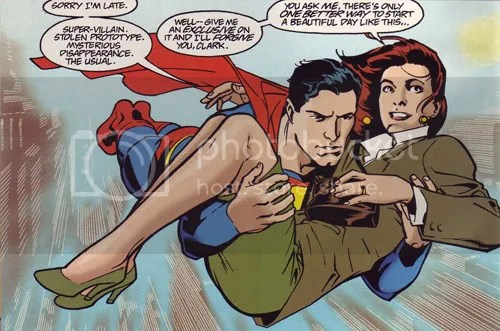 Adventures of Superman #543