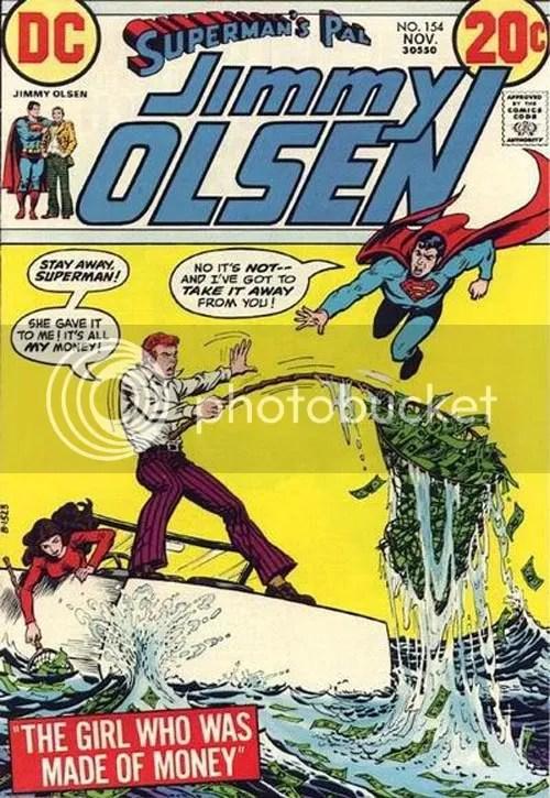 Superman's Pal Jimmy Olsen #154