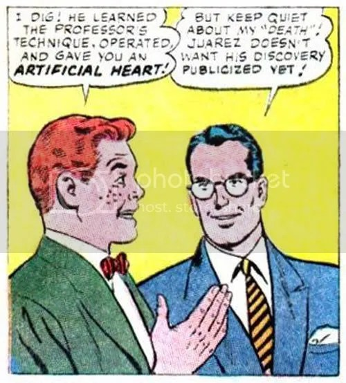 That's from Jimmy Olsen #89!