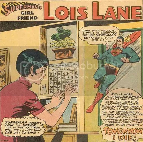 Superman's Girlfriend Lois Lane #98