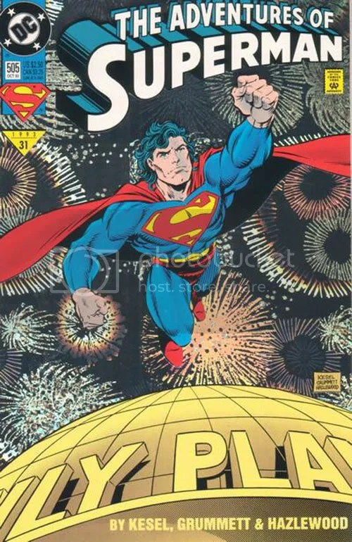 Superman #505