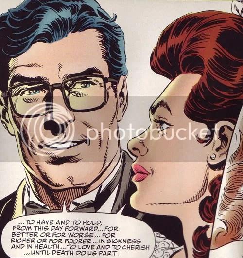 Superman: The Wedding Album