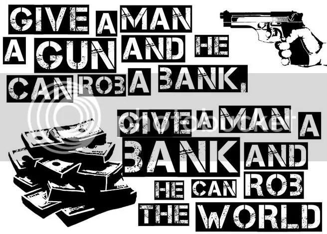 The Big Bank Rant