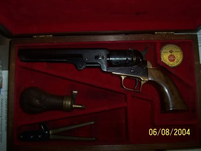 Colt 1849 Pocket Pistol (Replica)