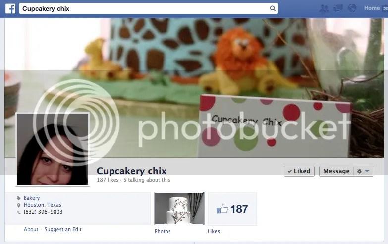 Image: Cupcakery Chix