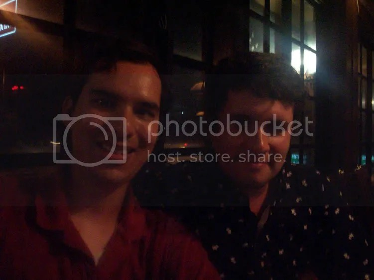 Luis y Pedro
