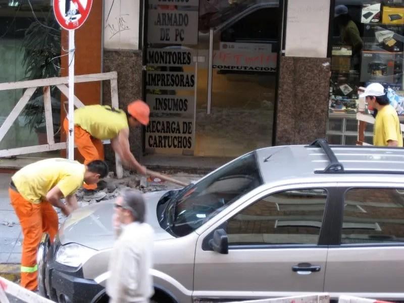 Haciendo Buenos Aires Fotonovela