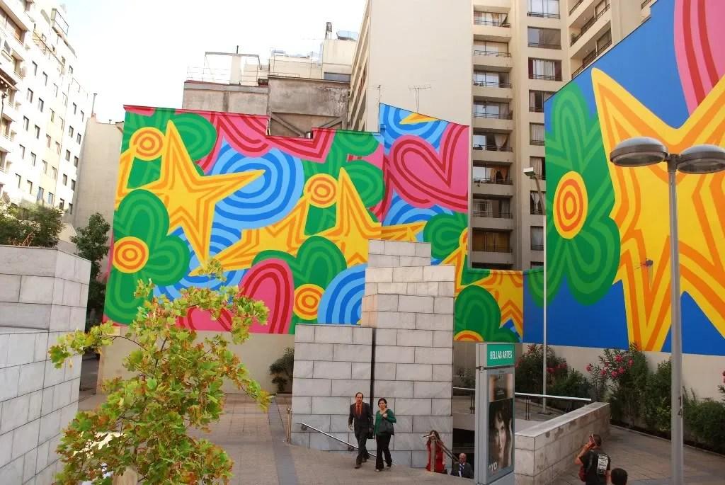 estación de subte Bellas Artes