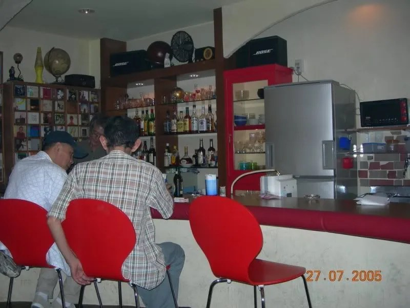 Segundo bar