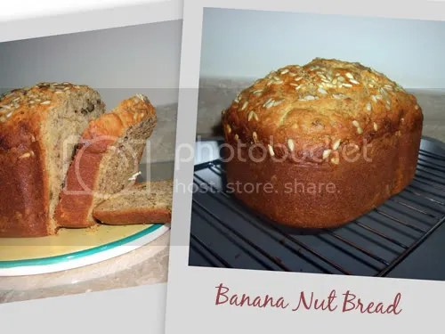 Banana Nut Bread! Mmm...