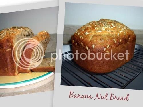 Banana Nut Bread! Mmm...