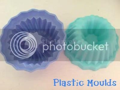 Plastic moulds!