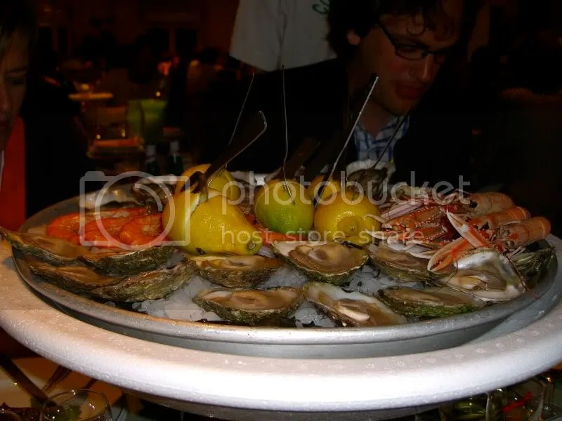 Fruits de Mer in Cannes