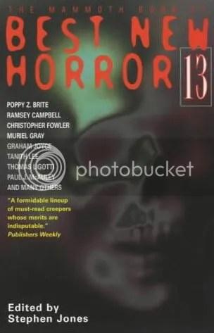 Years Best Horror 13