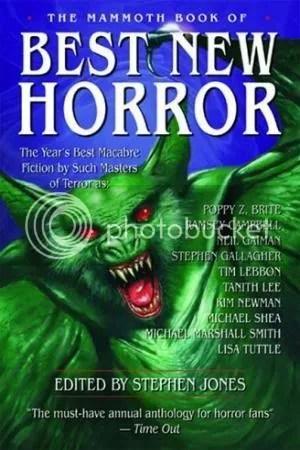 Years Best Horror 16