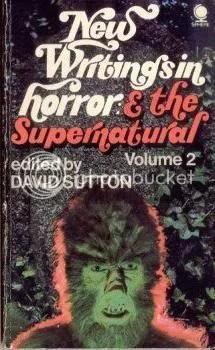 David Sutton - New Writing 2