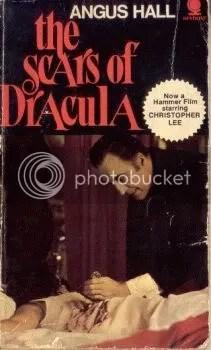 Angus Hall - Scars Of Dracula