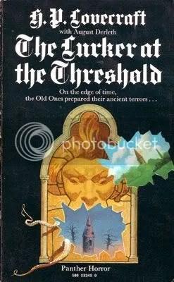 Lovecraft & Derleth Lurker At Threshold