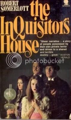Somerlott - The Inquisitor's House