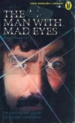 Man With Mad Eyes