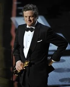 Oscars 2011 - Best Actor - Colin Firth (4/6)