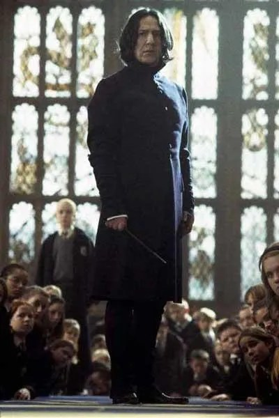 Top 10 - Harry Potter - Snape Quotes (2/3)