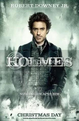 sherlock holmes movie 2009