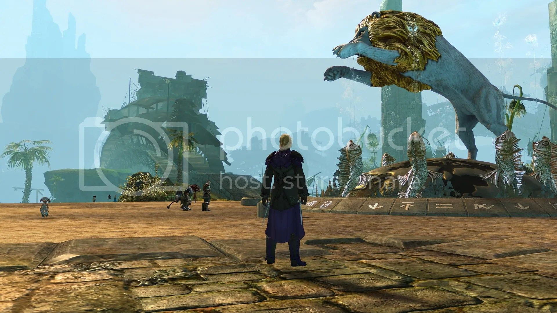 Guild Wars 2 Lion's Arch
