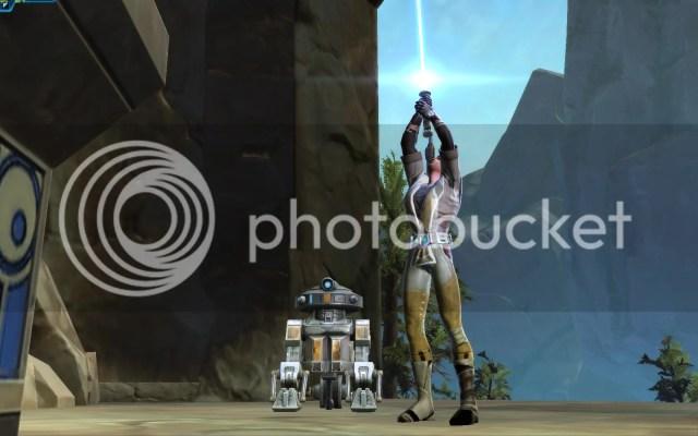 The Old Republic Sentinel