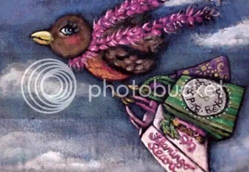 rockin robin spring fever