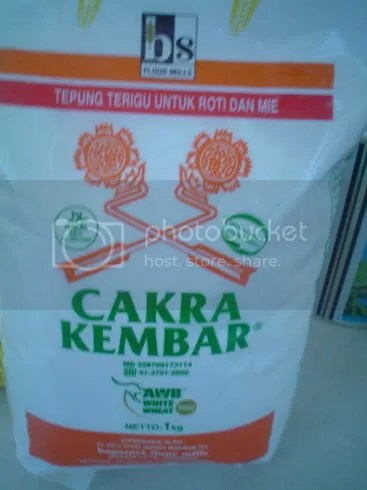 Bread Flour from Indonesia (Photo courtesy of WhItE_PoPlAr)