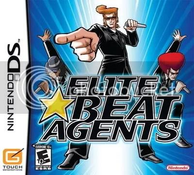 Elite Beat Agent