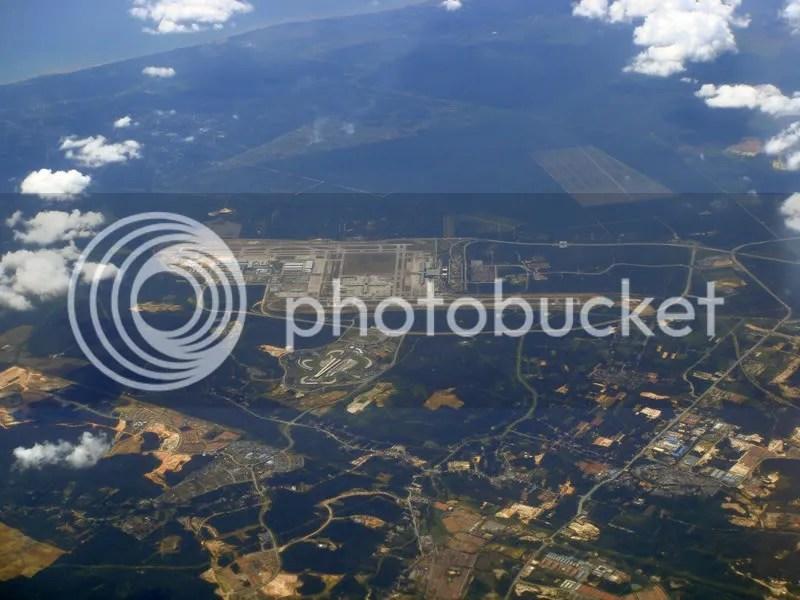 KLIA photo from air