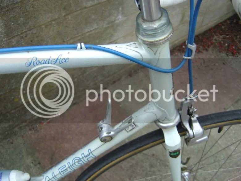 1984 Raleigh Road Ace | Retrobike