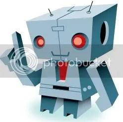 Roboticon Papercraft