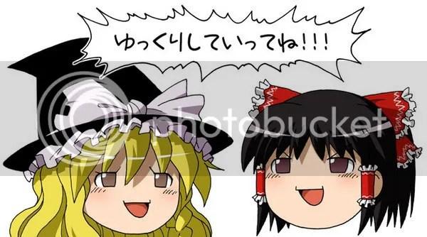 Marisa & Reimu Yukkuris