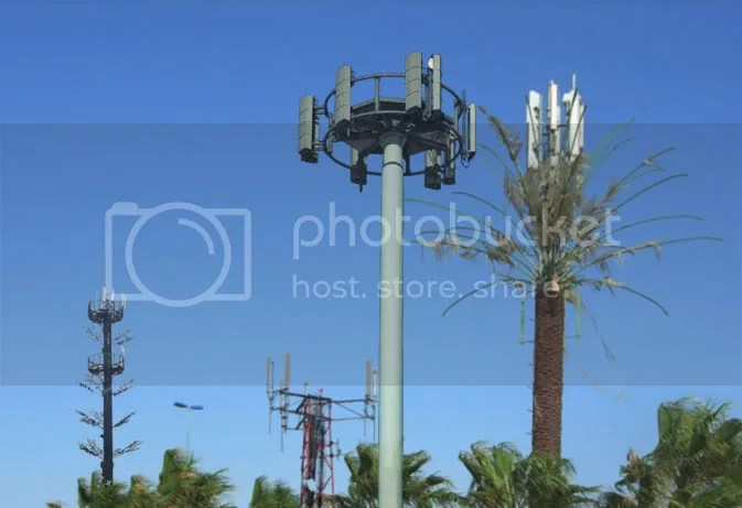 Para que estas antenas estén aqui, un Ingeniero de Telecomunicación ha tenido que aprobar su proyecto.