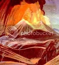 Erupción del Paricut?n