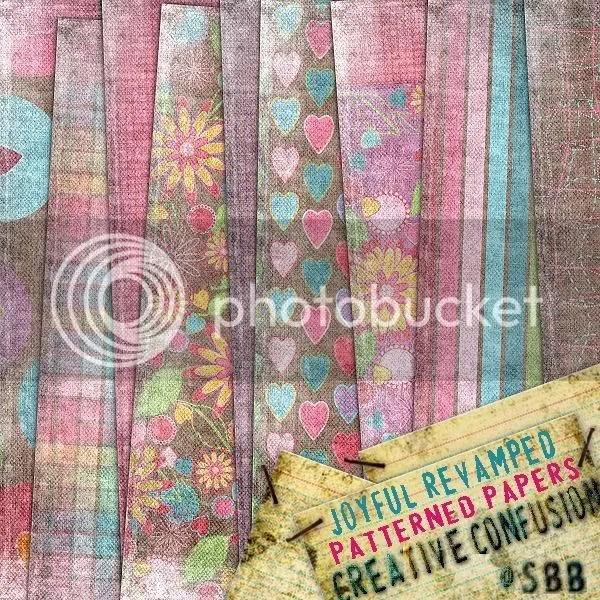 Joyful *Revamped* Patterns
