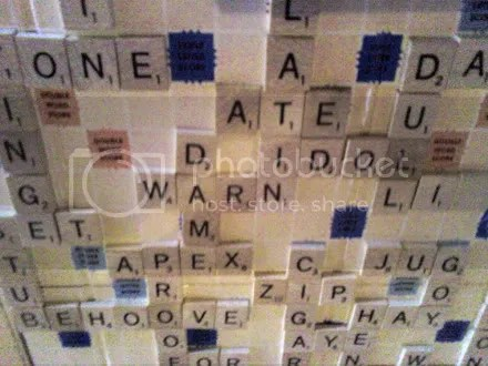 Scrabble Owned