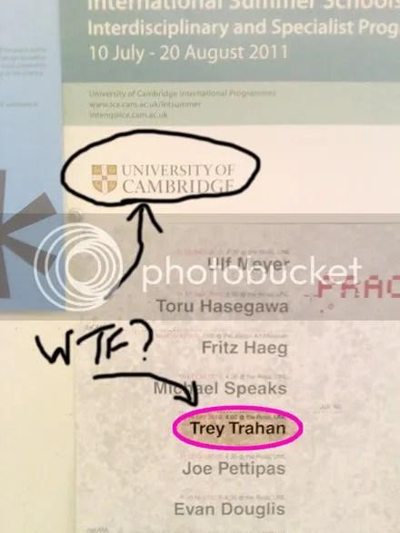 Wtf Trey?