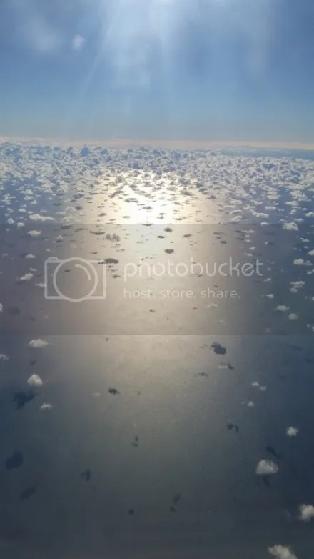 Lake Ontario from the Air