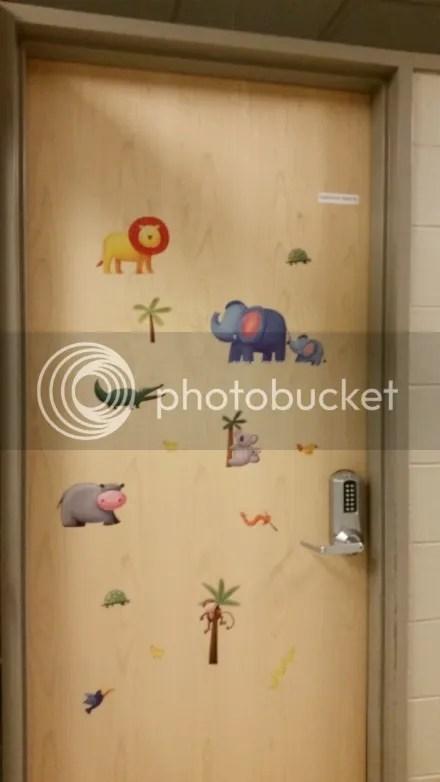 Door to the Animals