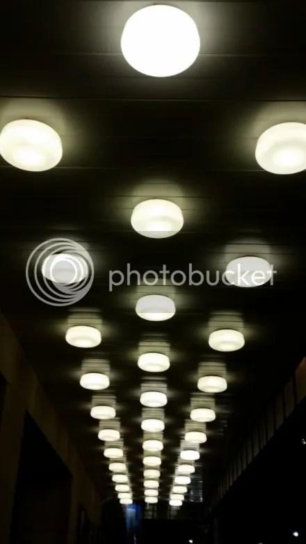 Hex Grid Lights