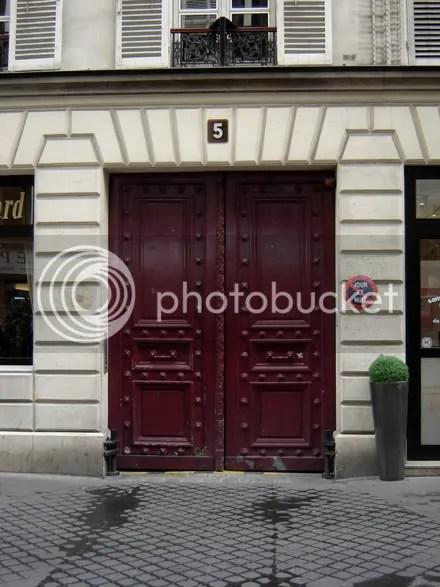 5 rue de surene