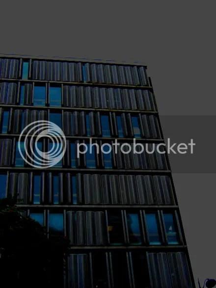 Building Facade w/Louvres