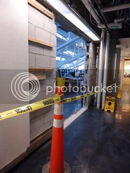 This Hallways is Under Construction